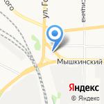 Профиль на карте Ярославля