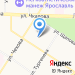 Центр-Плюс77 на карте Ярославля