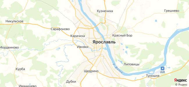 38 маршрутка в Ярославле