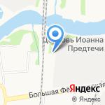 Автоматика на карте Ярославля