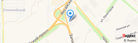 Vip Драйвер на карте Аксая