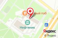 Схема проезда до компании Яр-шоу в Ярославле