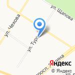 Медицинский центр доктора Церковного на карте Ярославля