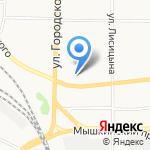 Родник здоровья на карте Ярославля