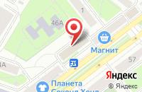 Схема проезда до компании Ай-Теко Ярославль в Ярославле