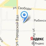 Дом культуры на карте Ярославля
