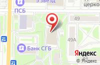 Схема проезда до компании Дом культуры в Ярославле