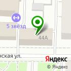 Местоположение компании Ярославский центр независимых экспертиз и сертификации