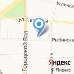 Buderus на карте Ярославля