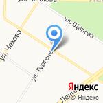Слававто-М на карте Ярославля