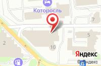 Схема проезда до компании Логово в Ярославле