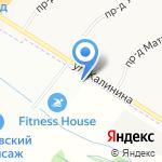 М-АВТО на карте Ярославля