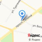 Хорошая оптика на карте Ярославля