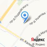 Альянс-монтаж на карте Ярославля