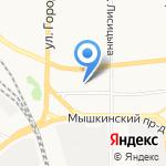 Gartex на карте Ярославля