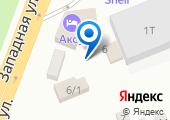 SBT на карте