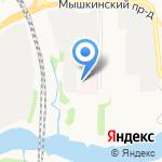 Станция скорой медицинской помощи на карте Ярославля