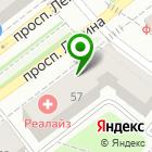 Местоположение компании ЧувствоУюта