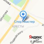 ВИФ на карте Ярославля