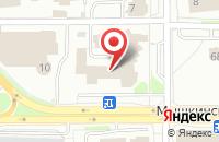 Схема проезда до компании Позитив Контакт в Ярославле