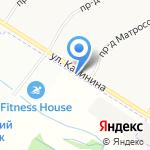 Лиганд76 на карте Ярославля