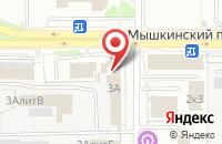 Схема проезда до компании Ремонстрой в Ярославле
