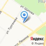 Евразия Авто на карте Ярославля