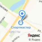 СпортМастер на карте Ярославля
