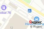 Схема проезда до компании Творческое объединение Алькор в Нагорном