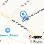 АвтоДокДент на карте Ярославля