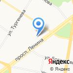Ярсервис групп на карте Ярославля