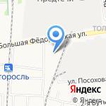 КОМПЛЕКС на карте Ярославля
