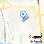 Очаг на карте Ярославля