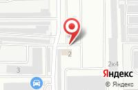 Схема проезда до компании Очаг в Ярославле