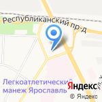 ShokoBOX на карте Ярославля