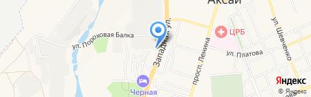 Беларусь Шина на карте Аксая