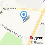 ЯРСТРОЙСЕРВИС на карте Ярославля