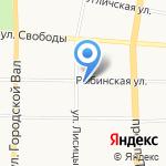 Единство на карте Ярославля