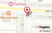 Схема проезда до компании Европа Плюс в Ярославле