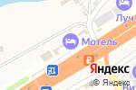 Схема проезда до компании 1077 км в Ленине