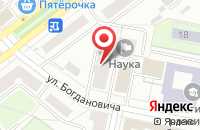 Схема проезда до компании Дорога Свободы в Ярославле