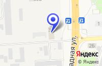 Схема проезда до компании РОСТОВГАЗДОБЫЧА в Аксае