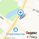 Мастерстрой на карте Ярославля