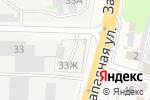 Схема проезда до компании Мой Сам в Аксае
