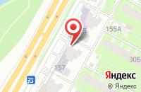 Схема проезда до компании Спектр в Ярославле