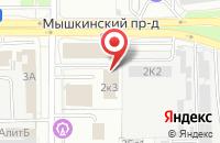 Схема проезда до компании Дом в Ярославле