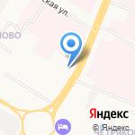 Шелл Нефть на карте Вологды