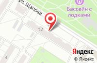 Схема проезда до компании Отделение почтовой связи №54 в Ярославле