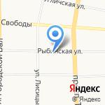 Fashion hair на карте Ярославля