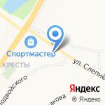 Радуга здоровья на карте Ярославля